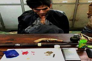 Bắt giữ đối tượng lập lán trại, thủ hàng 'nóng' mua bán ma túy