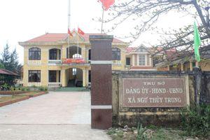 Chuyện lạ Quảng Bình: Cán bộ xã bị kỷ luật lại được giới thiệu làm Chủ tịch MTTQ