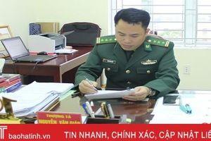 Sỹ quan biên phòng trưởng thành nhờ 'học việc' từ 'ông trùm' Xiêng Phênh