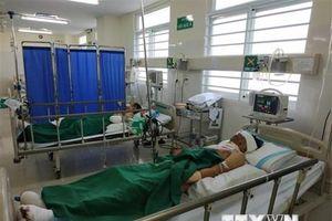 Vụ nổ khiến bốn người bị thương ở Đắk Lắk là do làm mìn tự chế