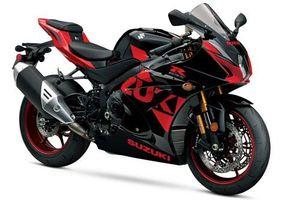 Ngắm sport bike 999,8cc, giá hơn 400 triệu của Suzuki