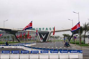 Hải Phòng: Chạy đua thời gian trang hoàng đón ông Kim Jong Un