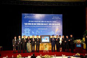 Công bố phát hành đặc biệt bộ tem 'Chào mừng Hội nghị Thượng đỉnh Hoa Kỳ - Triều Tiên tại Hà Nội'