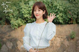 'Dazzling' tập 6: Han Ji Min trẻ xinh trở lại, bất chấp hẹn hò với Nam Joo Hyuk
