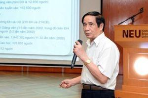 GS Lê Du Phong: 'Hãy trả lại cho các tập đoàn kinh tế nhà nước vai trò đích thực của nó'