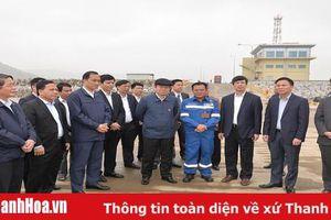 Đoàn công tác của Quốc hội khảo sát và làm việc tại tỉnh Thanh Hóa
