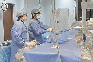 Giành giật sự sống cho bệnh nhân