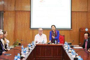 Thúc đẩy quan hệ hữu nghị, hợp tác giữa nhân dân Việt Nam và Mỹ