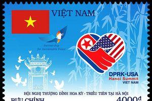 Phát hành bộ tem đặc biệt chào mừng Thượng đỉnh Mỹ - Triều lần 2