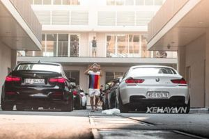 Hội BMW Sài Gòn tổ chức buổi offline đầu tiên trong năm 2019 tại khu đô thị Sala, TP. Hồ Chí Minh