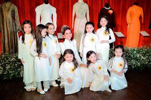 Hoa hậu H'Hen Niê là đại sứ hình ảnh Lễ hội Áo dài TP Hồ Chí Minh