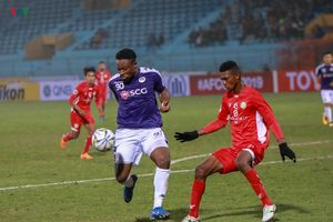 Đại thắng Naga World 10-0, Hà Nội FC khởi đầu như mơ ở AFC Cup