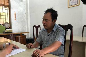 Chồng đâm chết vợ vì nghi ngờ gian díu với lái xe