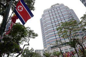 Báo Hàn phỏng đoán căn phòng ông Kim jong-un có thể ở tại khách sạn Melía