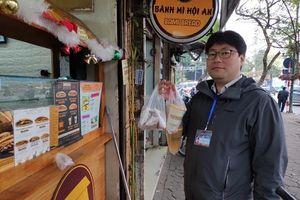 Ẩm thực Hà Nội trong mắt phóng viên quốc tế