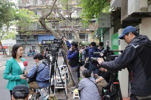 Phóng viên quốc tế dành sự quan tâm đặc biệt đến ngôi trường hữu nghị của hai nước Việt Nam - Triều Tiên