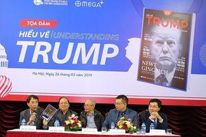 'Trump rất đàn ông, đàn ông theo nghĩa cổ điển'