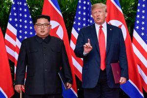 Cuộc gặp lịch sử giữa TT Trump và ông Kim sắp bắt đầu