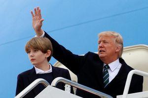 7 điều thú vị về Barron Trump - 'cậu út quý tử' nhà tổng thống Mỹ