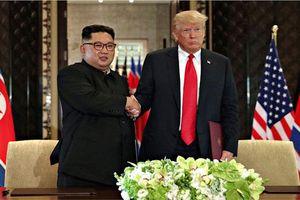 Tổng thống Trump nói gì trước cuộc gặp thượng đỉnh với Chủ tịch Kim Jong Un?