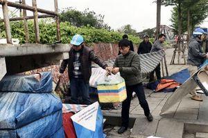 Quận Ba Đình: Hơn 1.000 người dọn vệ sinh đường phố