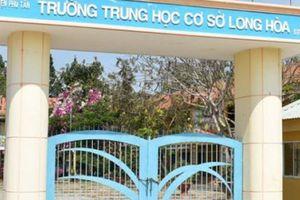 Thầy giáo đánh học sinh vẹo cột sống ở An Giang có vi phạm hình sự?