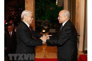 Bước phát triển mới trong quan hệ hữu nghị và hợp tác toàn diện Việt Nam - Cam-pu-chia