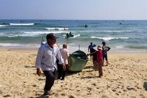 Đã tìm thấy thi thể ngư dân mất tích trên vùng biển Quảng Nam