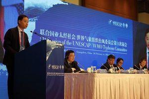 Việt Nam và Trung Quốc đẩy mạnh hợp tác dự báo bão, thiên tai