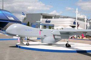 Ấn Độ mua số lượng lớn máy bay không người lái của Israel