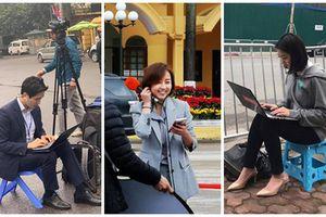CĐM dậy sóng với 'phóng viên nhà người ta' tác nghiệp tại Thượng đỉnh Mỹ-Triều