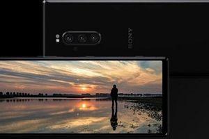 Sony Xperia 1 trang bị chip Snapdragon 855, màn hình tỷ lệ 21:9