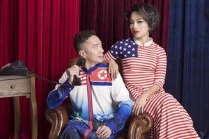 Thời trang chào mừng Hội nghị Thượng đỉnh Mỹ - Triều