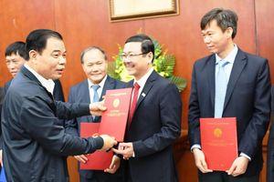 Ông Nguyễn Ngọc Thạch làm Tổng biên tập Báo Nông nghiệp Việt Nam