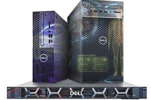Máy trạm Dell Precision 3630 cấu hình 'khủng' dành cho doanh nghiệp lớn