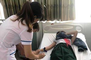 16 học sinh ở Quảng Nam nhập viện sau khi ăn trà sữa