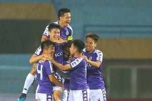 CLB Hà Nội thắng 10-0 Nagaworld ở AFC Cup 2019