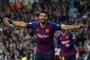 Vùi dập Real, Barca vào chung kết cúp Nhà vua