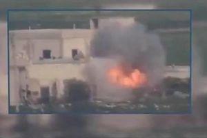 Phiến quân lấy tên lửa Mỹ tấn công, gần 30 binh sĩ quân đội Syria thương vong
