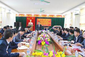 Phó Chủ tịch Quốc hội: Nghệ An cần cải thiện mạnh mẽ môi trường đầu tư