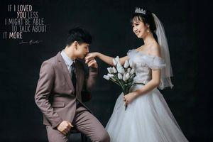 Cô gái 9x lấy được chồng đẹp trai như hotboy Hàn Quốc nhờ chịu khó comment 'dạo' trên mạng xã hội