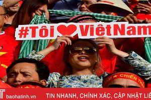 Báo Pháp viết về giấc mơ World Cup của cổ động viên Việt Nam