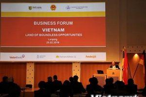 Diễn đàn Thương mại và Đầu tư Việt Nam-Đức tại thành phố Leipzig