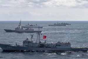 Hải quân Thổ Nhĩ Kỳ tiến hành cuộc tập trận lớn nhất lịch sử