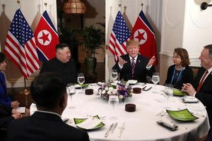 Toàn cảnh nội dung cuộc gặp đầu tiên tại Hà Nội giữa TT Donal Trump và nhà lãnh đạo Kim Jong-un