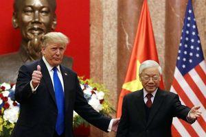 Tổng thống Trump: Việt Nam là ví dụ điển hình cho Triều Tiên