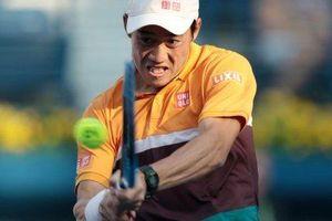 Dubai Championships ngày 2: Nishikori thắng dễ, hạt giống rơi rụng