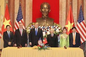 Vietjet ký kết với 2 tập đoàn Mỹ trị giá 18 tỷ USD