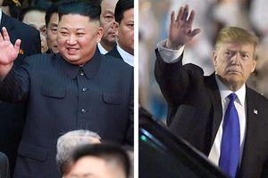 Thượng đỉnh Mỹ-Triều chính thức bắt đầu