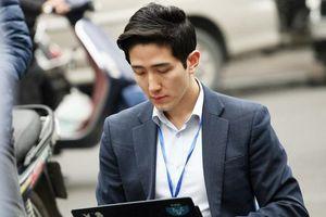 Trăm kiểu tác nghiệp độc đáo của phóng viên tại Hội nghị Mỹ - Triều